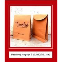 Paper Bag Online Shop Ukuran