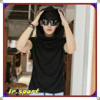 Hoodie Pria / Jaket Pria -- baju kaos hoodie kupluk sweater topi polos