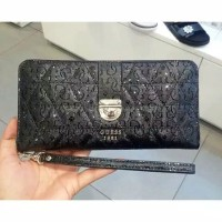 Dompet wanita Guess Tabbi zipper original