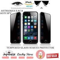 Tempered Glass Anti Spy Vivo Z1 / Z1 Lite - Privacy Anti-Spy