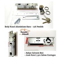 Harga Kunci Alumunium Kaca Pintu Katalog.or.id