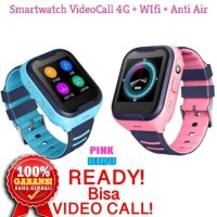 Jam Tangan Anak Gps Tracker Bisa Video Call Cas Magnet Imo Smartwatch