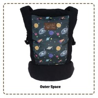 Gendongan lite carrier outer space