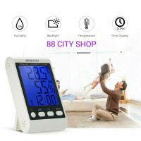 Digital Thermometer Hygrometer Temperature LCD °C/°F KKmoon