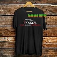 kaos baju tshirt T.A.C.I - TOYOTA AVANZA CLUB INDONESIA high quality