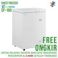 Chest Freezer Starcool SF-100 (100 liter) Free Ongkir