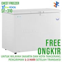 Chest Freezer Starcool SF-310 (310 liter) Free Ongkir