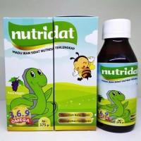 Nutridat Madu penambah Nafsu Makan Anak