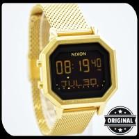 Jam Tangan Nixon Wanita Original A1272502 Gold