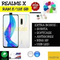 REALME X RAM 8/128GB GARANSI RESMI INDONESIA 1 TAHUN