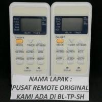 REMOTE REMOT AC PANASONIC ECO HEALTHY ORIGINAL ASLI TIPE LAMA elektro