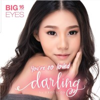 SOFTLENS DARLING NORMAL BIG EYES 16MM by X2 EXOTICON