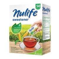 Nulife Sweetener 50 Sachet - GROSIR !!