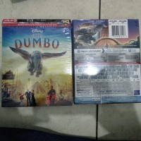 Dumbo target 4k bluray collection