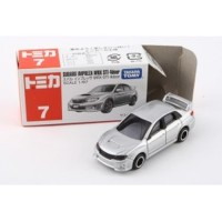 Tomica Subaru Impreza WRX STI 4door LR