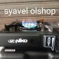 Kompor portable Niko NK 268