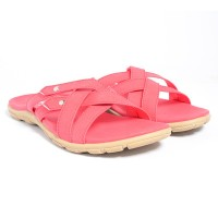 Dr. Kevin Women Sandals 27361 - Red