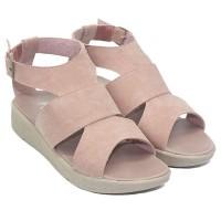 Dr. Kevin Women Flat Sandals 571002 - Pink