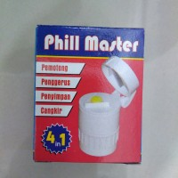 Alat Pemotong Tablet Phill Master