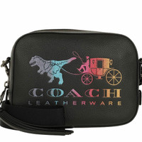 Coach Camera bag with rexy and carriage original ( ready stock)