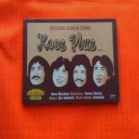 kaset cd original seleksi album emas koes plus