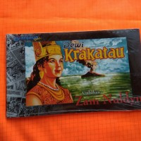 komik dewi Krakatau