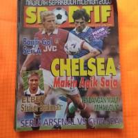 majalah jadul sportif Januari 1999