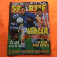 majalah jadul sportif maret 99