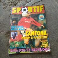 majalah jadul sportif mei 1997