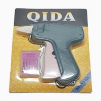 TAG GUN QIDA + 5 REFILL JARUM / TEMBAKAN LABEL BAJU STANDAR
