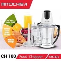 Mitochiba CH-100 Food Chopper Multi Fungsi