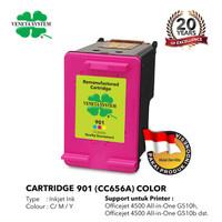 TINTA / CARTRIDGE HP 901 COLOR