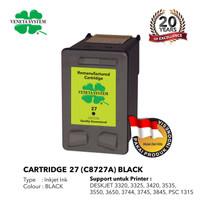 TINTA / CARTRIDGE 27 (C8727A) BLACK