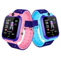 Jam tangan imoo Q12 smartwatch smartphone kids - ANTI AIR