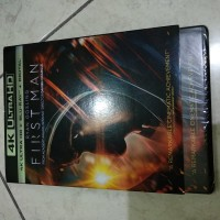 First Man 4k uhd bluray