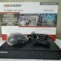 DVR HIKVISION 4CHANEL DS-7204HGHI-F1