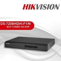 DVR HIKVISION 8CHANEL DS-7208HGHI-F1