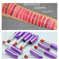 Info Lipstik Mirabella Colorfix Katalog.or.id