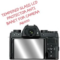 Tempered Glass LCD Kamera Sony Alpha A6000