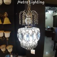 Lampu Gantung Kristal 8885-7 CH