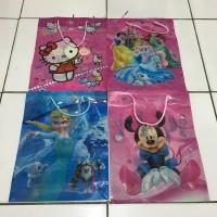 Tas Ulang Tahun / Paper Bag Karakter Size 23x30Cm