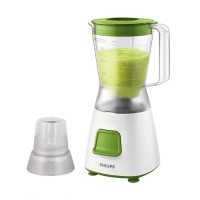 Philips Blender Plastic 1 2 Liter 280 Watt Green Hr2057 03 Promo