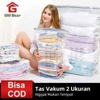 GM Bear Vaccum bag 1012-Vaccum Bag Transparent 45x70