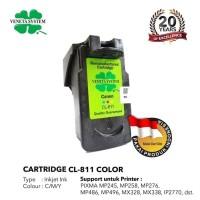 Veneta System -Cartridge Canon CL 811 - Remanufactured - Color