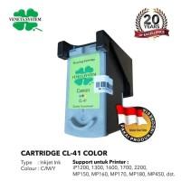 Veneta System Cartridge Inkjet Canon CL41 Color - Remanufactured