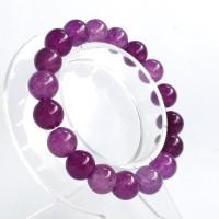 Gelang batu giok ungu bisa untuk pria dan wanita harga promosi