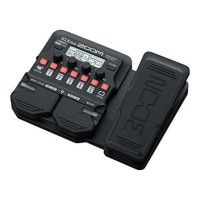 Zoom G1X FOUR Multi-effects Processor with Expression Pedal hh
