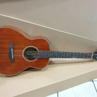 Gitar Akustik Cowboy Original Tipe GW-3 Coklat Tua 3per4 Solid Murah
