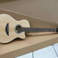 Gitar Akustik Camwood Original Tipe IWC-38 Natural Solid Murah