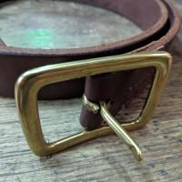 Redwing original belt sabuk kulit